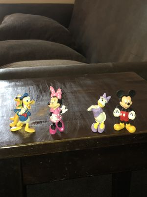 Disney figures for Sale in Cary, NC