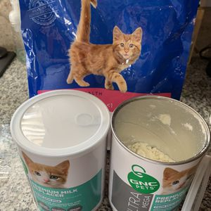 Kitten Milk Replacer -New Unopened Can for Sale in Oklahoma City, OK