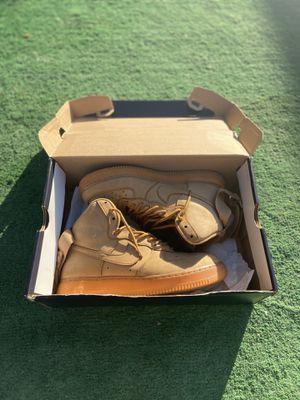 """Airforce 1's """"High Wheats"""" for Sale in North Las Vegas, NV"""