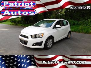 2016 Chevrolet Sonic for Sale in Baltimore, MD