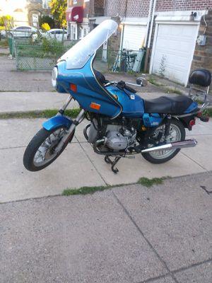 Bmw classic bike r 64 original condition 1983. for Sale in Philadelphia, PA