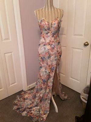 Multi colored, stunning prom dress for Sale in Cumming, GA