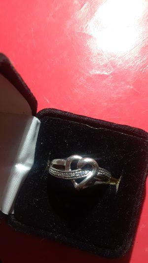 Heart Diamond filled for Sale in Greensboro, NC