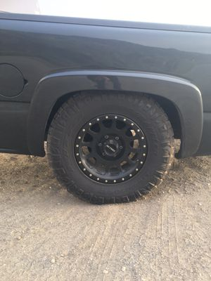 Nitto Tires & method Wheels for Sale in Whittier, CA