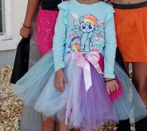 My little pony costume size 4x-6x for Sale in Cypress Gardens, FL