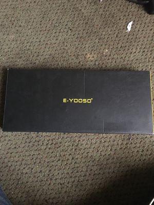 E-YOOSO MECHANICAL KEYBOARD for Sale in Bakersfield, CA