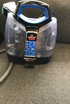 Bissel spotclean proheat. Great condition for Sale in Fircrest, WA