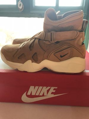 High top lite brown suede Nike Air Unlimited for Sale in Bronx, NY