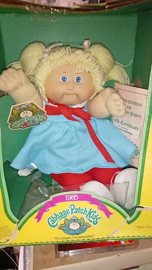 Original cabbage patch doll in mint condition for Sale in Memphis, TN