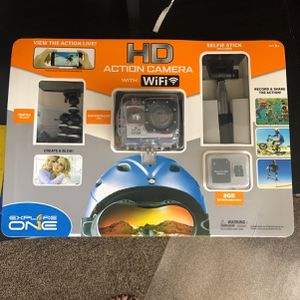 HD A action Camera With Wifi for Sale in El Cajon, CA