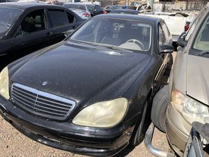2000 to 2006 Mercedes s430 and s500 s class parts for Sale in Phoenix, AZ