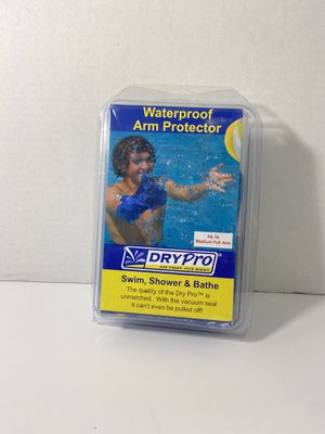 DryPro Waterproof Vacuum Sealed Full Arm Cast Cover for Sale in Glendale, AZ