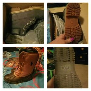 Timberlands and polos $50 each for Sale in Dallas, TX