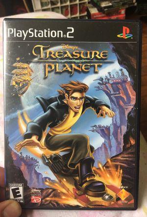 Treasure Planet PS2 for Sale in Fairfax, VA