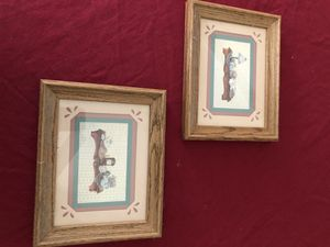 Set of 2 pictures for Sale in Mechanicsburg, PA