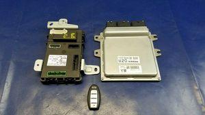 INFINITI Q50 ENGINE & BODY CONTROL MODULE ECM BCM W/ SMART KEY FOB 3.7L # 54677 for Sale in Fort Lauderdale, FL