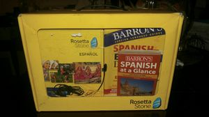 Rosetta Stone Spanish for Sale in Universal City, TX