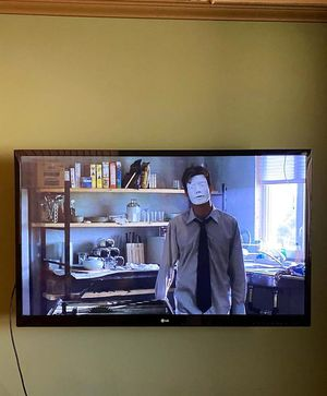 LIKE NEW LG 47'' CINEMA 3D 1080P 120HZ LED TV for Sale in New York, NY
