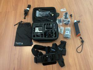 GoPro Hero 4 Camera Bundle - 25 Accessories & Case for Sale in Miami, FL