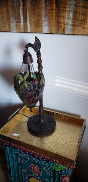 Tiffany Style Lamp for Sale in Lacey, WA