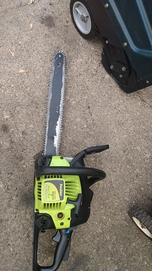 Chainsaw 16 inch for Sale in Parma Heights, OH