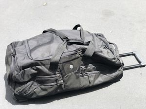6 Pack Bags Roller Duffle Bag for Sale in Tampa, FL