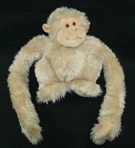 """Animal alley monkey 22 """" blonde plush soft toy for Sale in Sacramento, CA"""