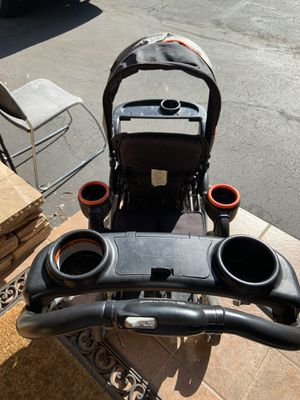 Double stroller sit n stand ultra for Sale in La Mesa, CA