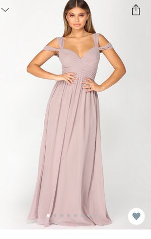 Floor length dress for Sale in Portland, OR