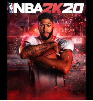 Ps4 nba 2k20 for Sale in Colton, CA