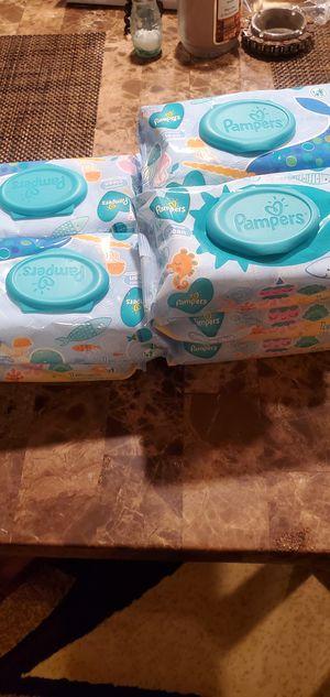 Pamper wipes for Sale in Dearborn, MI