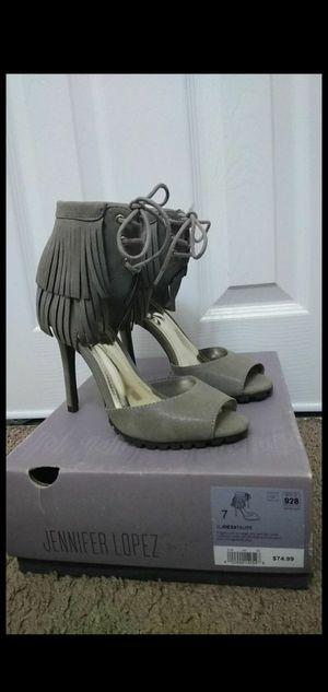 Woman JLO high heels size 7 NEW for Sale in Riverside, CA