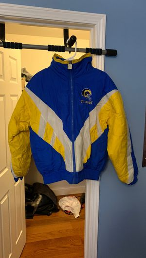 Antique Rams Winter Coat for Sale in Manchester, MO