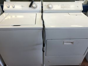 Whirlpool Washer and Gas dryer for Sale in Pleasant Grove, UT