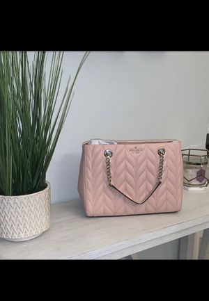 NWT Kate spade light pink medium leather purse for Sale in Fort Lauderdale, FL