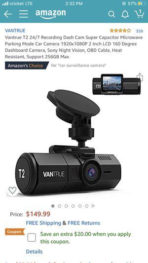 Vantrue Dash Cam for Sale in Aurora, IL