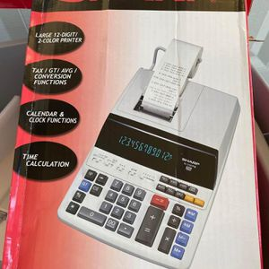 Sharp Adding Machine, Taxes, Electronic Printer for Sale in St. Cloud, FL