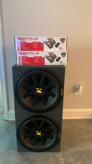 Sound System for Sale in Raleigh, NC