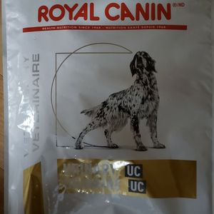 Royal Canin Veterinary Diet Urinary UC Low Purine Dry Dog Food, 18-lb Bag for Sale in Kirkland, WA