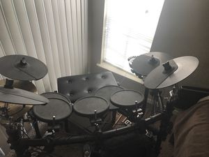 Simmons SD9K 9piece electric drum set for Sale in Austin, TX