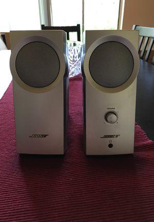 Bose computer speakers for Sale in Santa Clara, CA