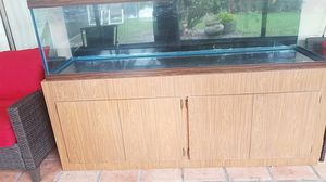 Fish tank 100 gallons Aquarium for Sale in Boynton Beach, FL
