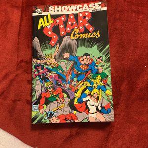All Star Comics for Sale in Concord, CA