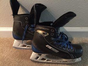 Baur Supreme Ice Hockey Skates Y2/3 *I Accept Bitcoin* for Sale in Apex, NC