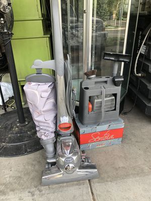 Kirby vacuum with attachments and shampoo acc for Sale in Midvale, UT