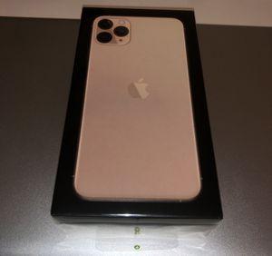 iPhone 11 Pro Max 64GB Gold for Sale in Orlando, FL