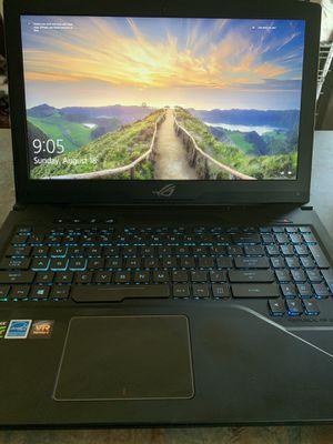 ASUS ROG gaming laptop for Sale in Stewartstown, PA