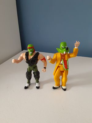 1990's The Mask movie Action figures for Sale in Herndon, VA