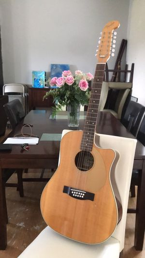Fender Villager 12 string - California series Acoustic Electric for Sale in Kingsport, TN