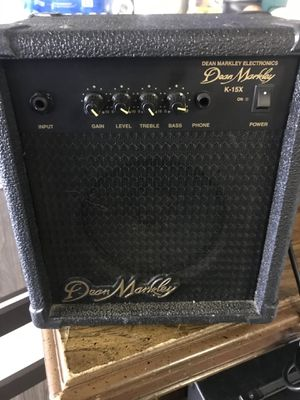 Speaker Dean Markley K15X for Sale in Oceanside, CA